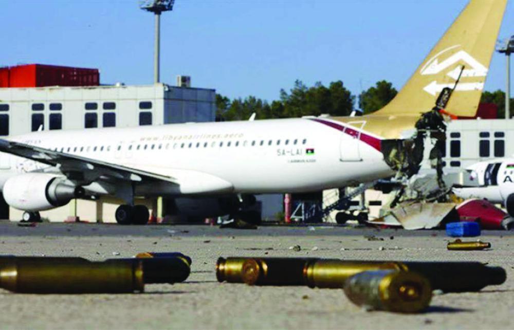 حكومة الوفاق الليبية تصد هجوما على مطار أمعيتيقة   أكدت قوة الردع الخاصة التابعة لحكومة الوفاق الوطني في ليبيا سيطرتها على الوضع في مطار أمعيتيقة بالعاصمة طرابلس.  http://ift.tt/2mBVo4o