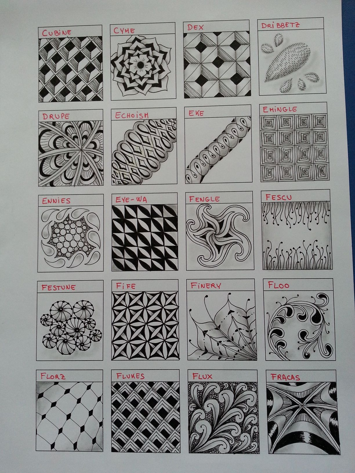 Although There S Much More Possible Than The Pure Zentangle
