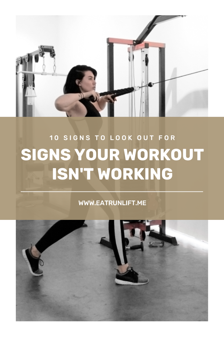 It's all well and good to go to the gym and train, but how do you know if your workout is actually w...