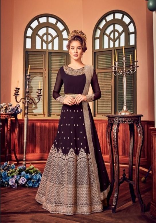 0e4336a3bc ... buy online weddng wear suit in london. Free shipping in the USA!  #ethnicwear #ethnicstyle #indianstyle #partywear #bollywood #indianstyle  #anarkalisuit