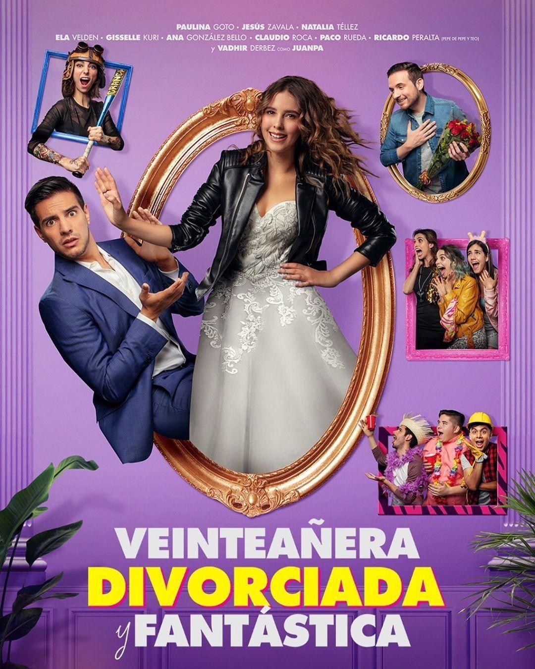 Veinteanera Divorciada Y Fantastica 13 De Marzo En Cines En