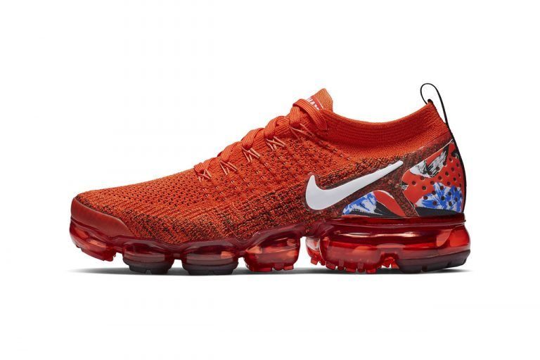 best loved afac9 cf105 Nike Air VaporMAx Flyknit 2 Chinese New Year | Sneakers in ...