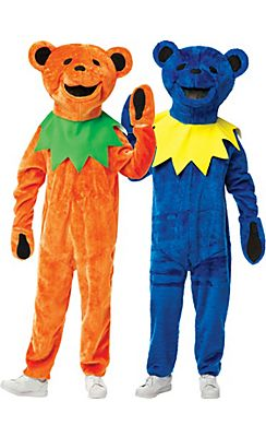 Grateful Dead Bear Couples Costumes  sc 1 st  Pinterest & Grateful Dead Bear Couples Costumes | Halloween | Pinterest ...
