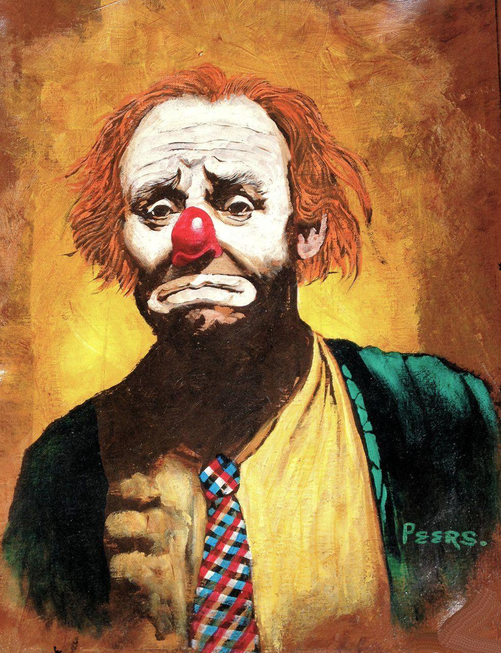 famous clown oil paintings wwwpixsharkcom images