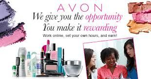 You can be a beauty boss and work online. Avon makes it so easy to earn an extra income or even replace your income. Ask me what's new.