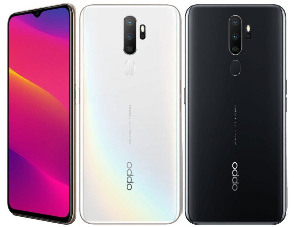 Oppo A5 Smartphone Runs On Android V9 0 Pie Operating System