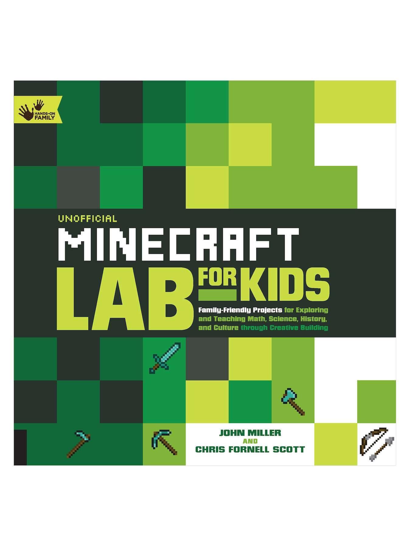 minecraft logo history