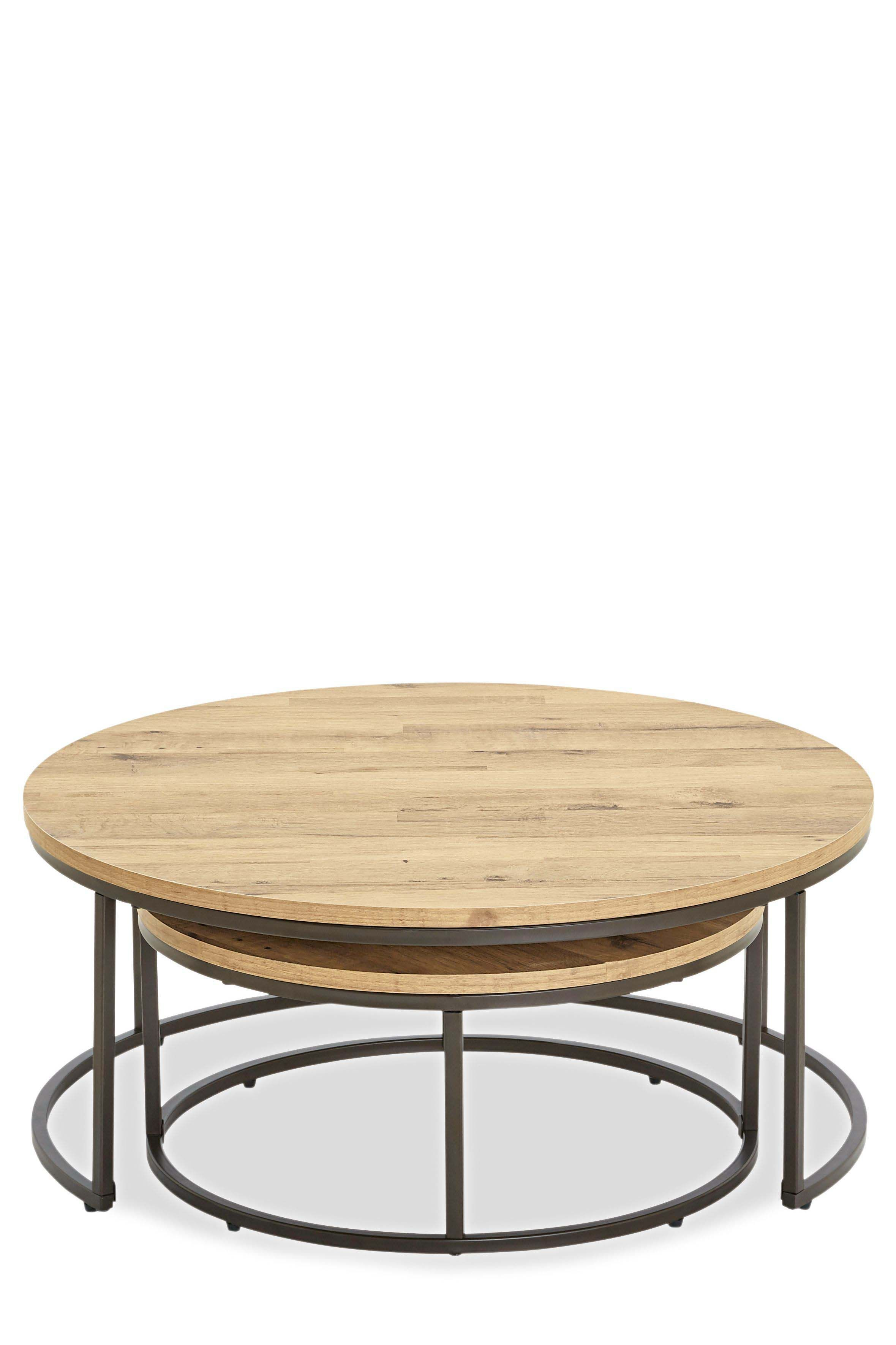 Bronx Nest Of 2 Coffee Tables Furniture Table Coffee
