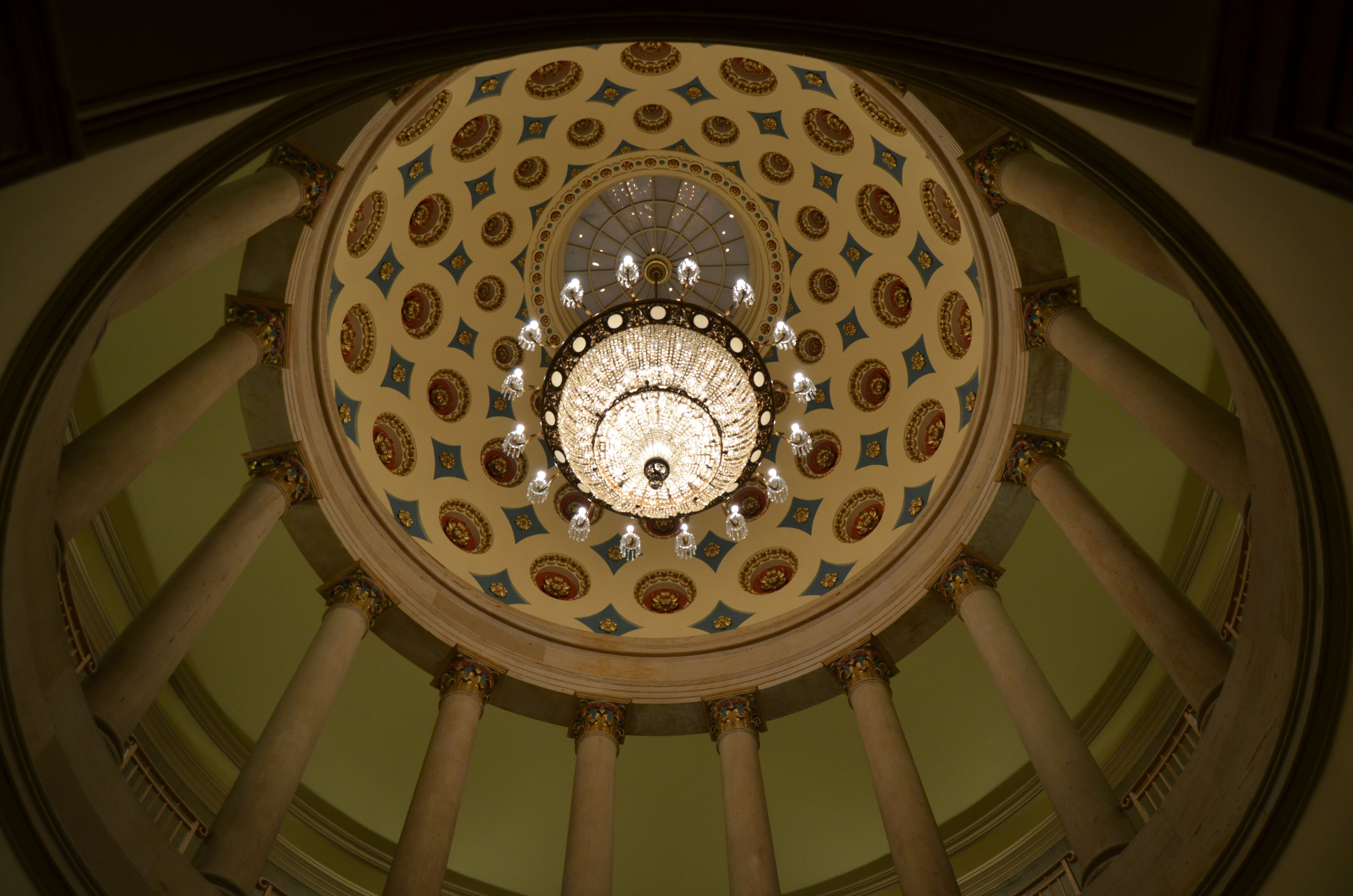 Another beautiful dome in the US capital building