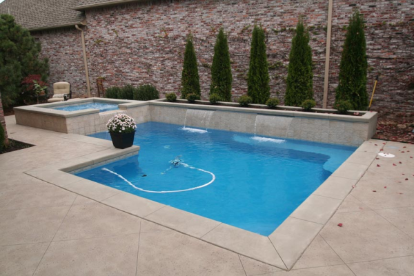 Poured Coping Resized 600 Geometric Pool Pool Coping
