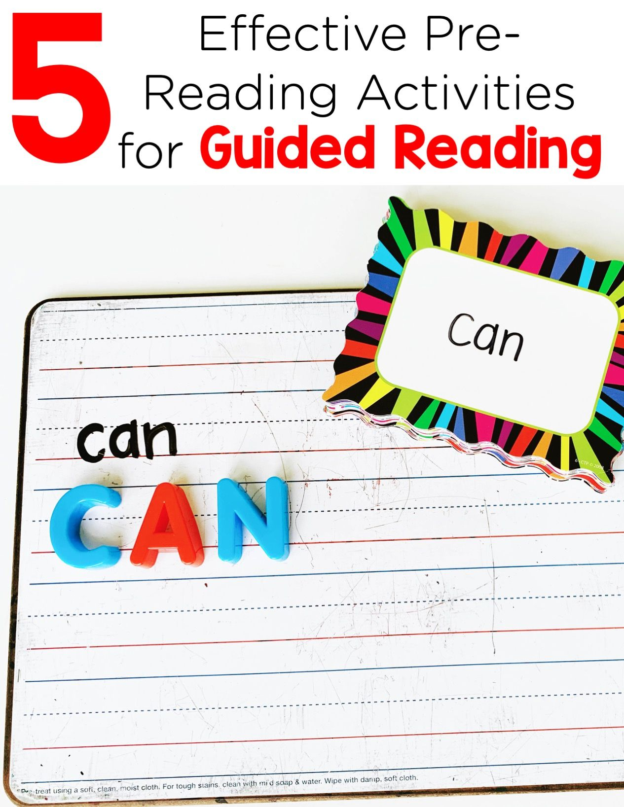 5 Effective Guided Reading Pre Reading Activities To Try Pre Reading Activities Reading Activities Guided Reading What are some pre reading activities