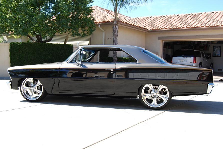 1967 Chevrolet Nova Custom 2 Door Hardtop Barrett Jackson Auction Company Chevrolet Nova Classic Cars Classic Cars Muscle