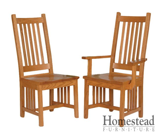 Mission Style Dining Chairs Google Search Dining Room Chairs