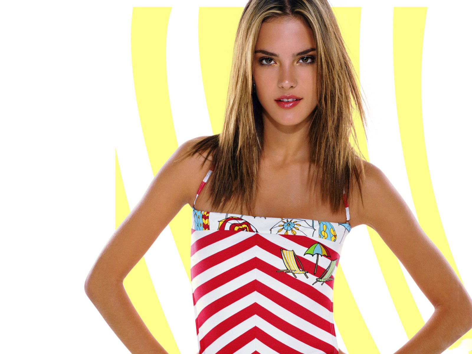 Alessandra Ambrosio Young Photoshoot Wallpaper Photo And Images