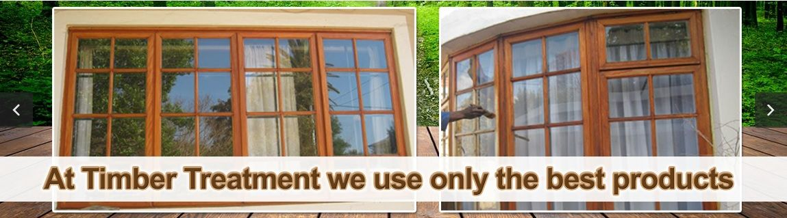 Timbertreatment Pretoria Prides Ourselves In Offering Top Quality