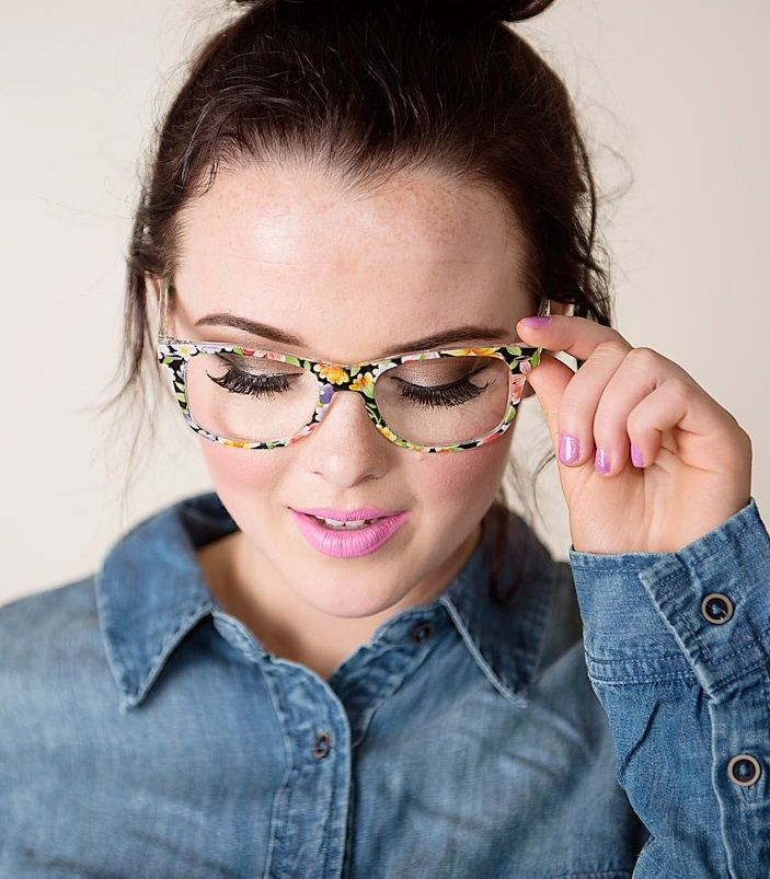 Women's Geek Chic Glasses {Jane Deals}
