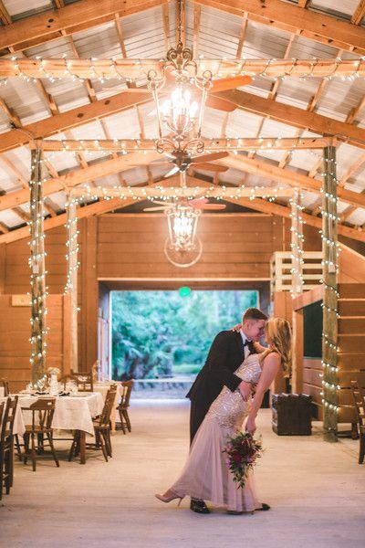 Cielo Blu Barn In Fellsmere Florida Rustic Wedding