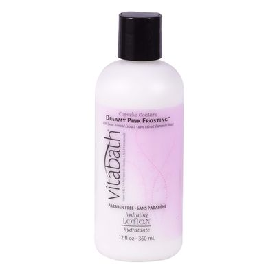 Vitabath Cupcake Couture™ Dreamy Pink Frosting™ Hydrating Body Lotion - Vitabath