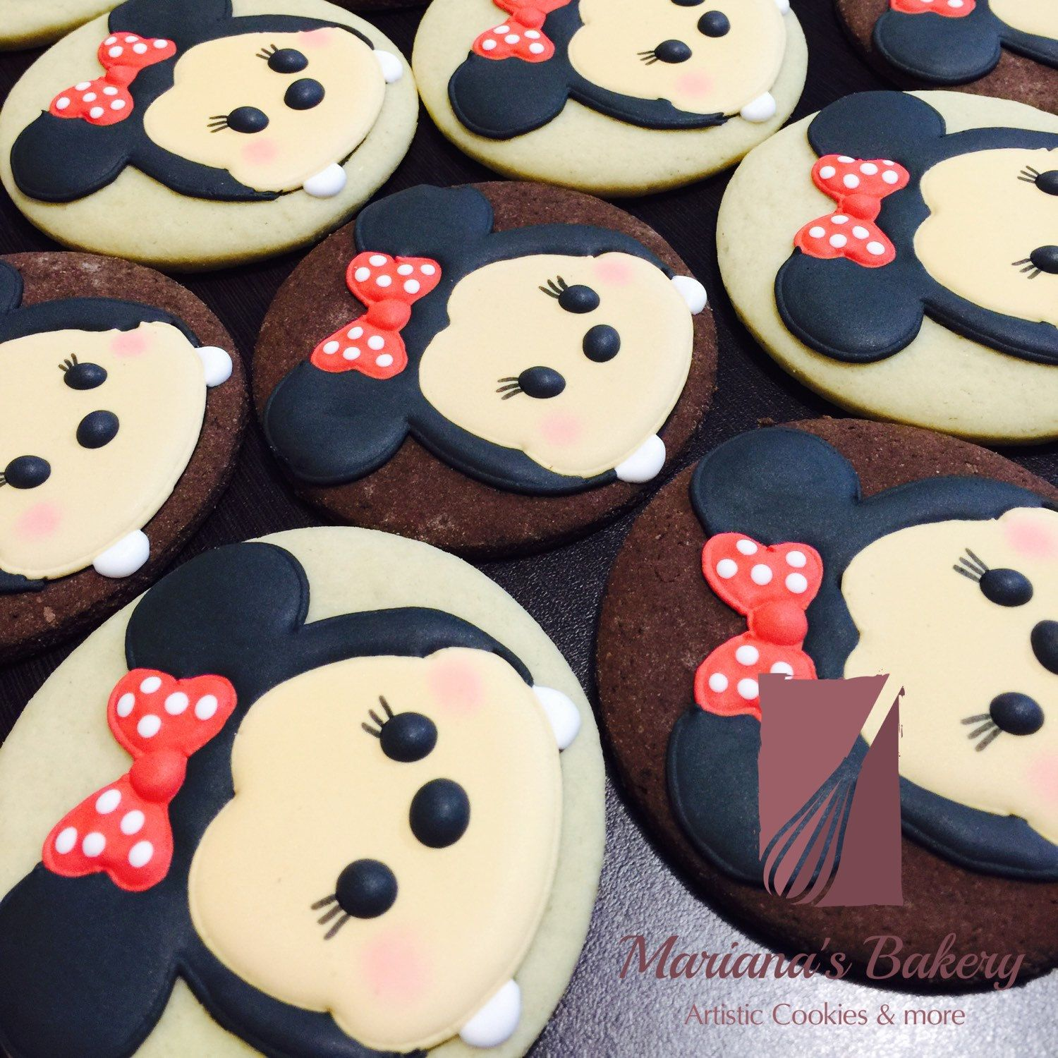 Birthday Cookies For Party In The Disney Aulani Resort In