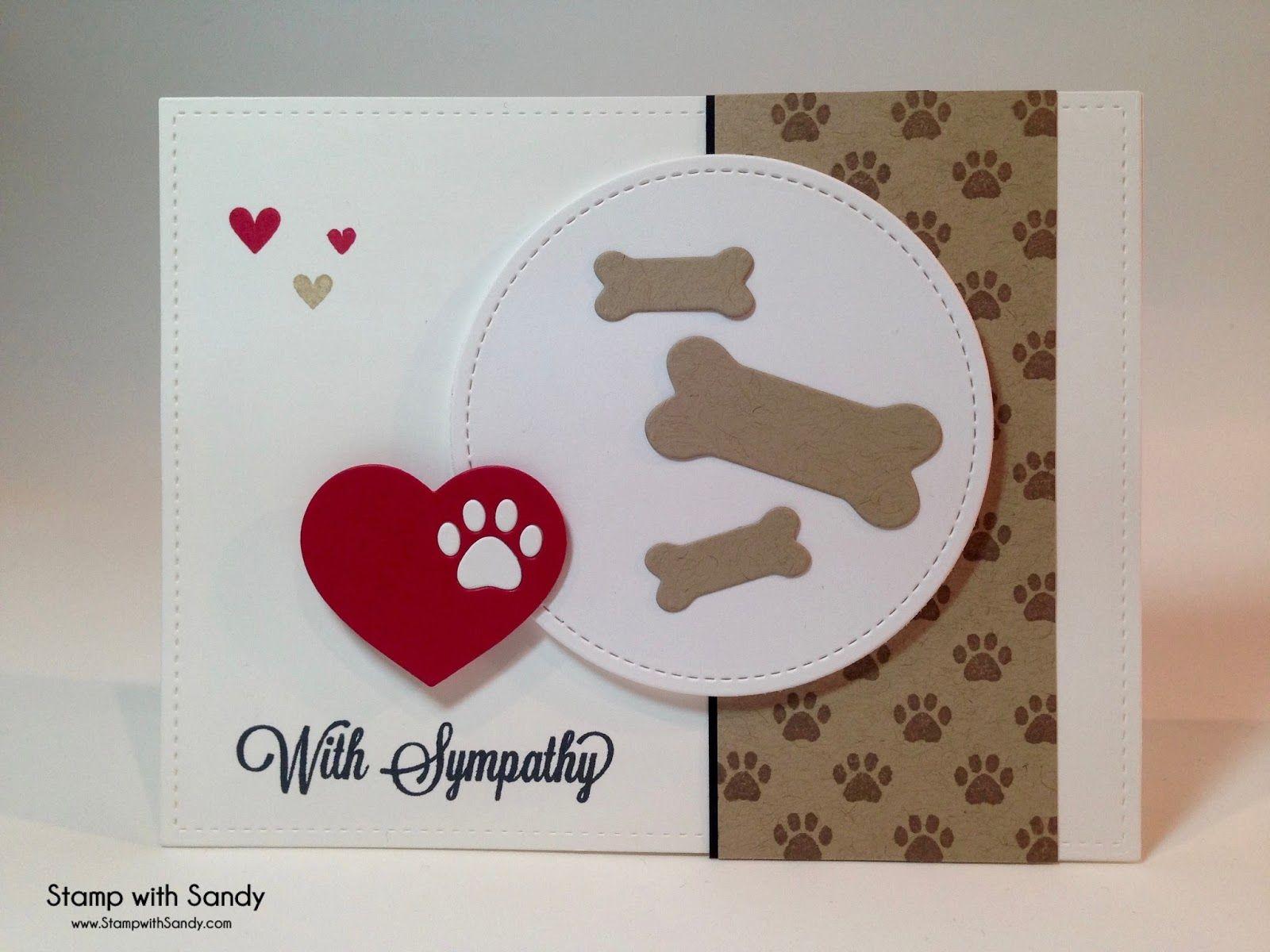 Medium Crop Of Pet Sympathy Cards