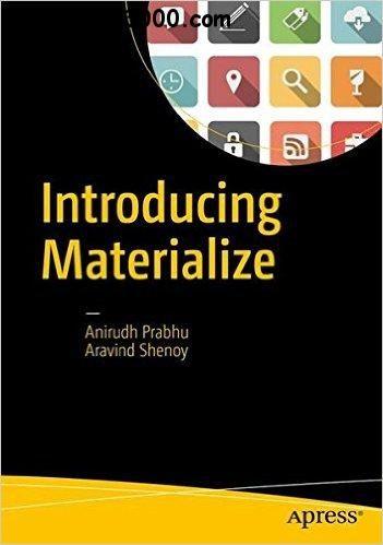 Introducing Materialize Manuais De Nodejs Manualidades
