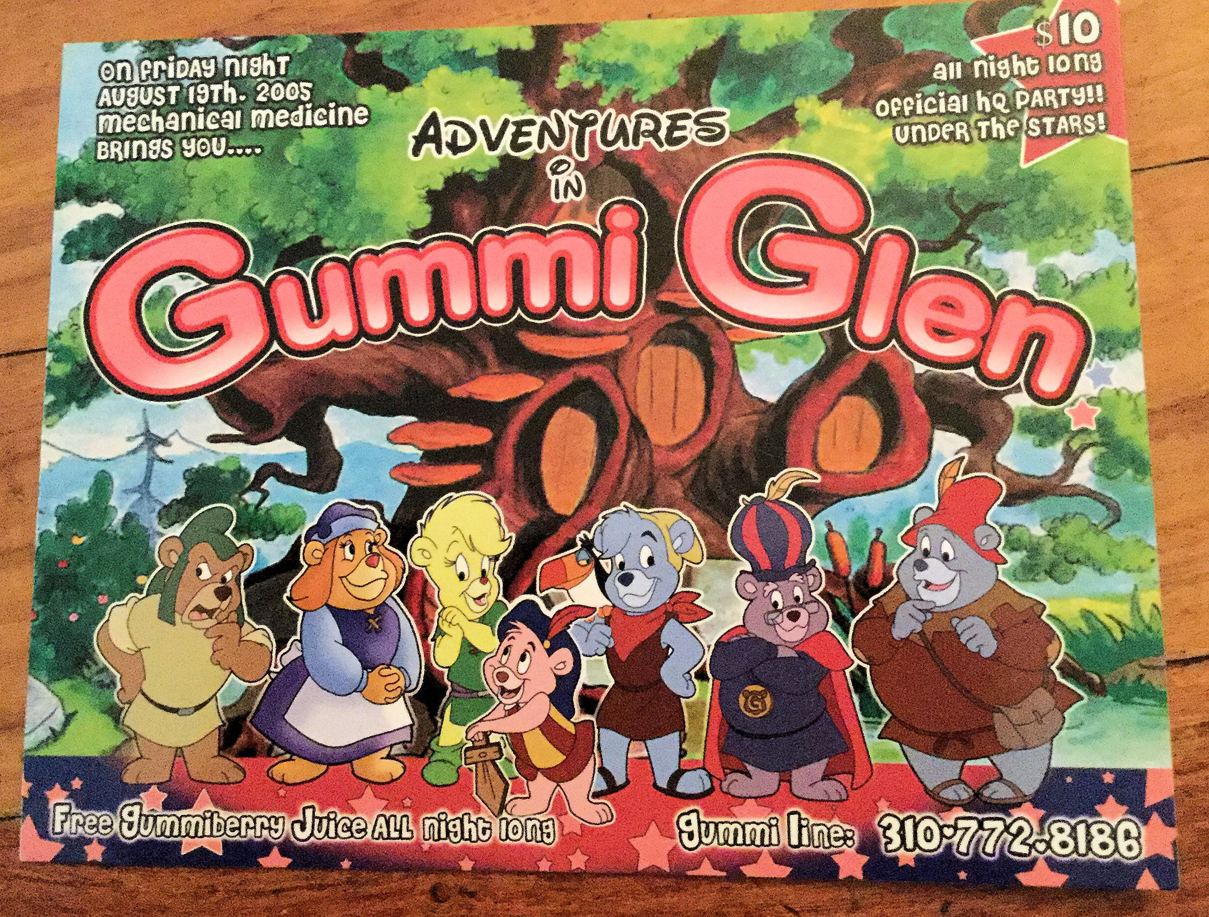 Adventures in Gummi Glen