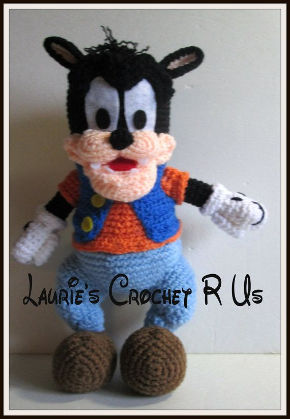 Handmade Crochet Pete The Cat Inspired Doll By Lauriescrochetrus