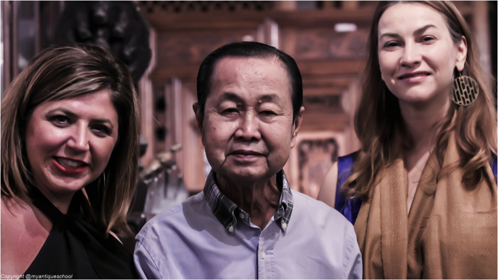 MyAntiqueSchool launches Asian antiques course with Toma Clark Haines The Antiques Diva