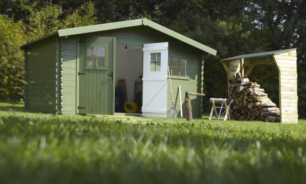 Une autorisation de travaux pour installer un abri de jardin ...