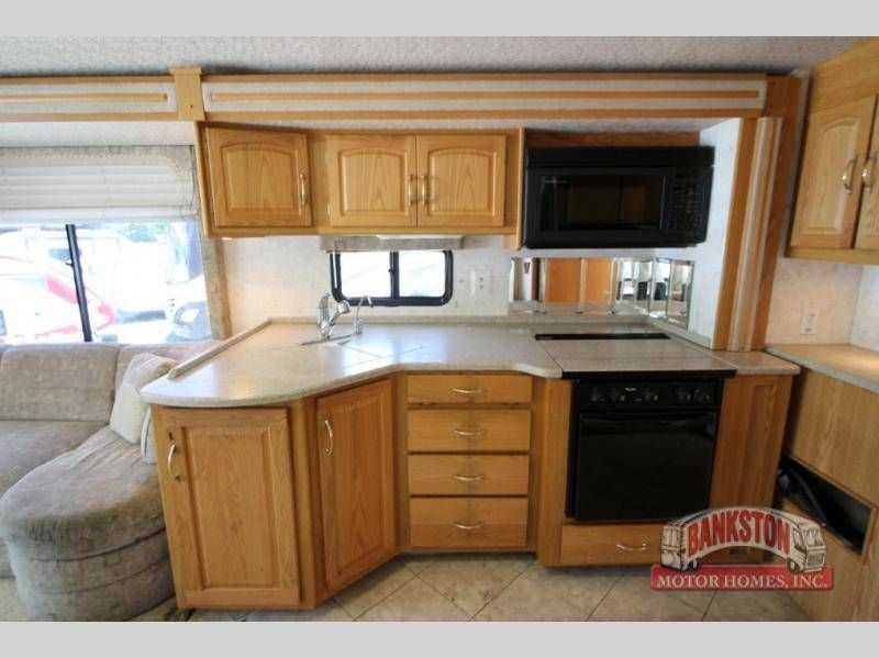 2004 Itasca Meridian 39 K For Sale Ardmore Tn Double Kitchen