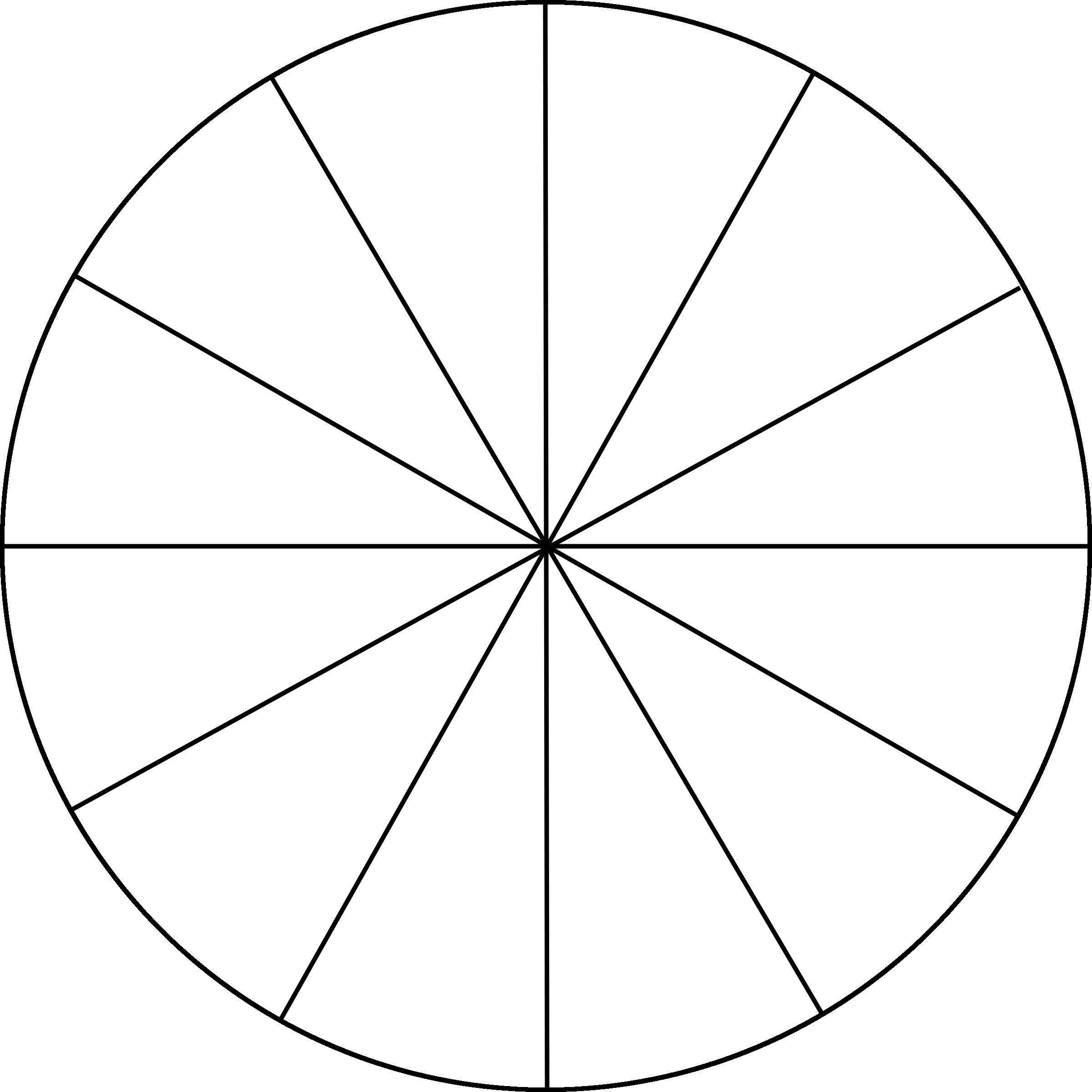 Color Wheel Template Emotion Color Wheel Color Wheel Color