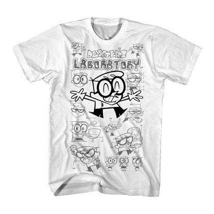 0b7a1e058 Dexters Lab Dexters Poses Tshirt | Dexters Lab T-shirts | T shirt ...