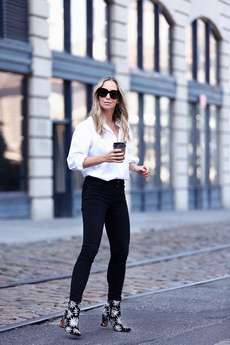Denim Shorts for Summer Style | Brooklyn Blonde