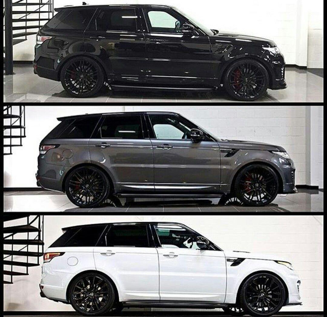 Elegant Colors Range Rover Range Rover Car Range Rover Sport