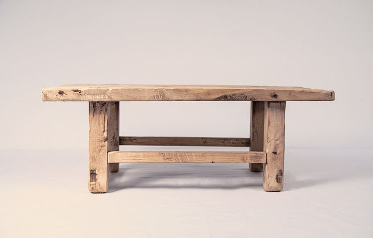 Taburete, banquillo madera antigua. Muebles Archivos - TONY MALONY