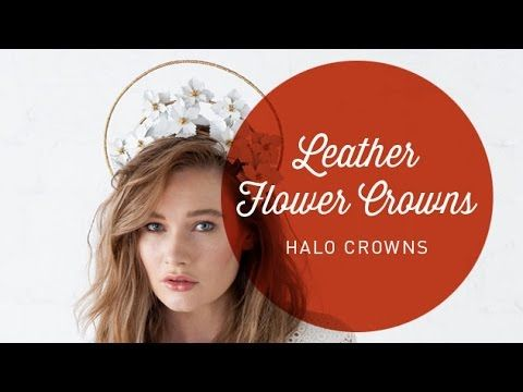 2092390ecf1 D32 - Halo Crowns - How To Make Hats Millinery Classes