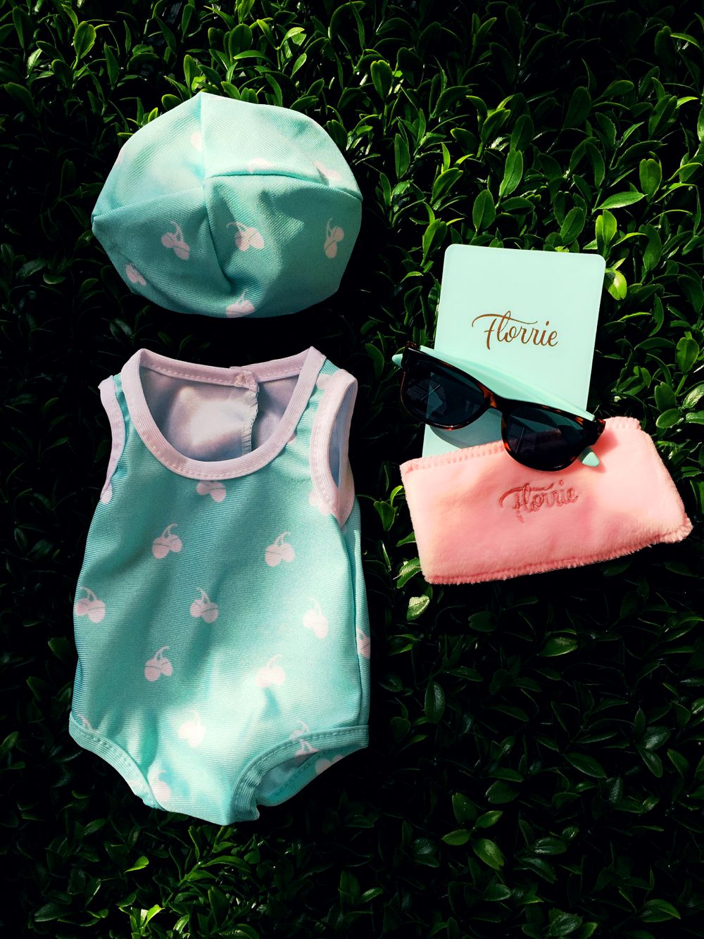 7d3ece970 Florrie swimming outfit for those hot summer days.