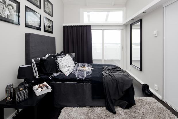 Mustia ja valkoisia unia...  @Asuntomessut Kokkolassa 2011