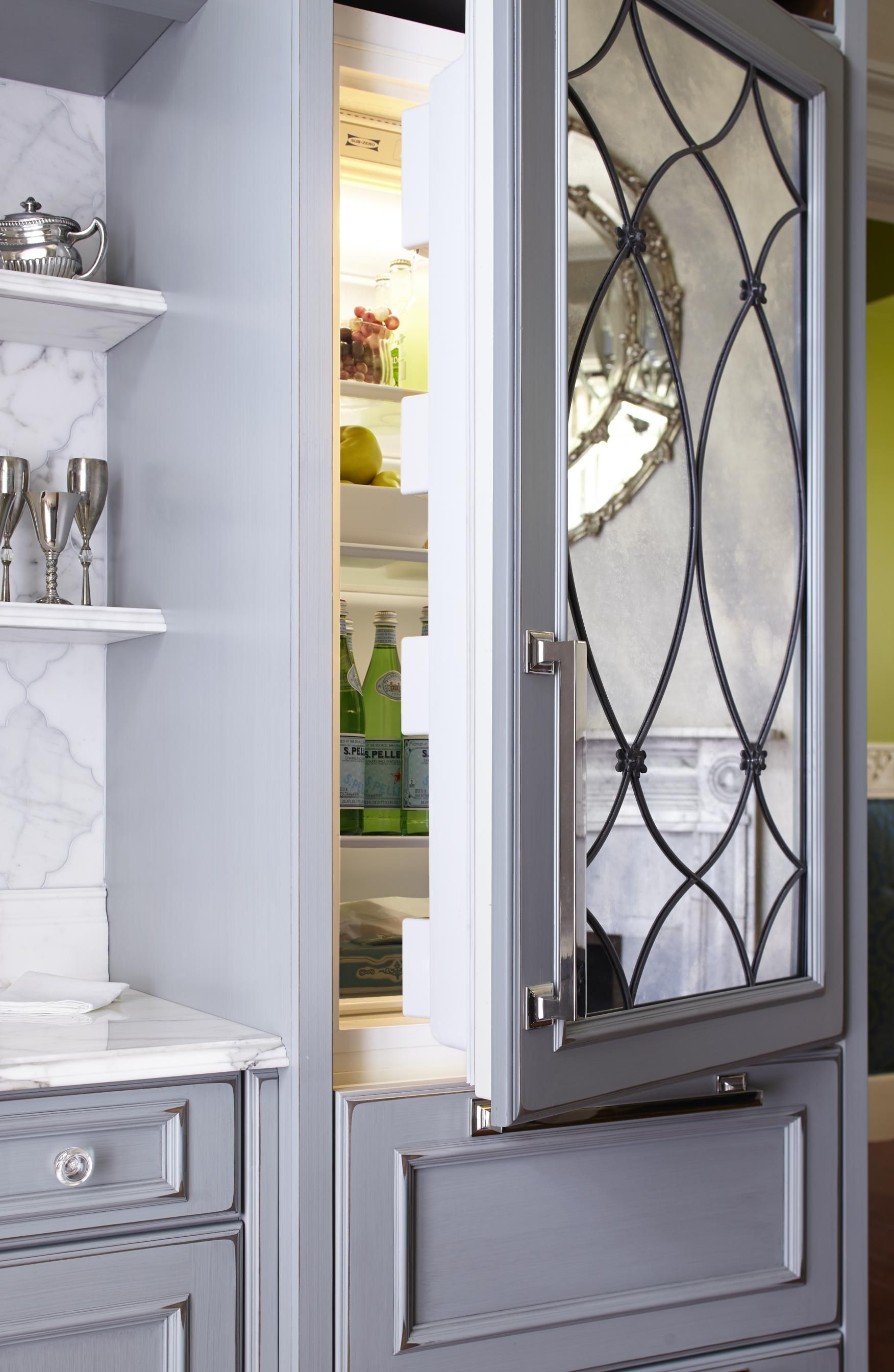 Small but Luxurious Kitchens & Baths