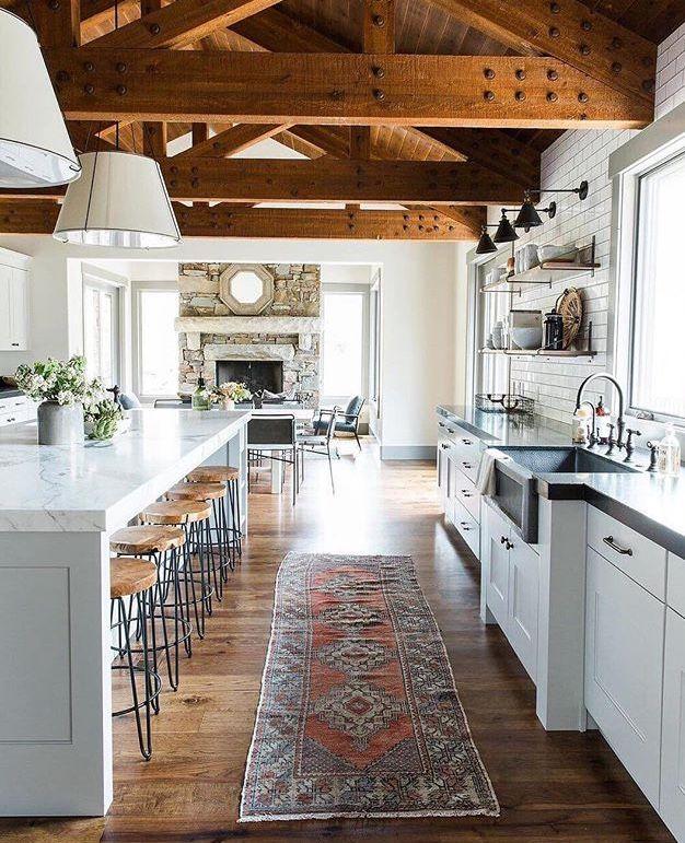 Pin de Andrea Jensen en dream home | Pinterest | Cocinas, Casas y ...