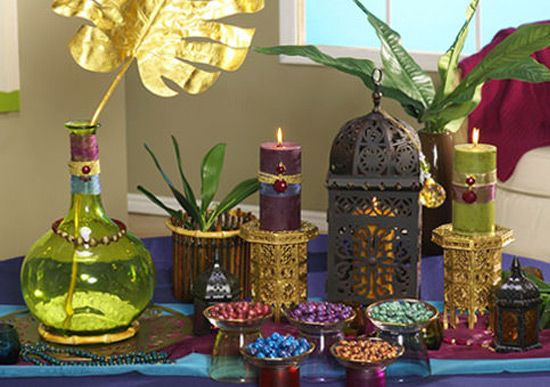 Moroccan theme party 17 indische deko pinterest for Indische deko