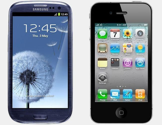 Samsung Galaxy S3 64GB vs Apple iPhone 4S | Versus OS
