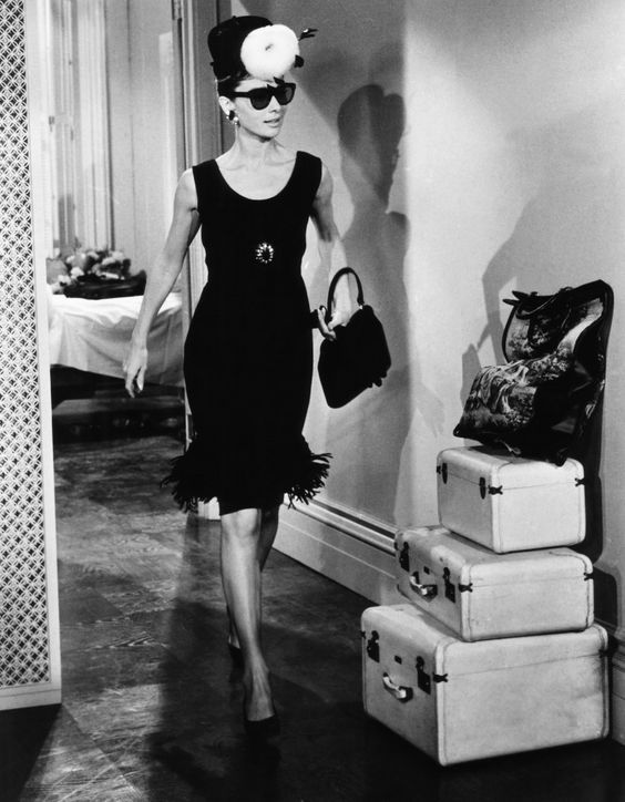 The Little Black Dress Hall of Fame starring Audrey Hepburn Jean Shrimpton and Elizabeth Hurley