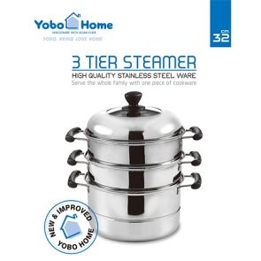 3 Tier Steamer - 32cm