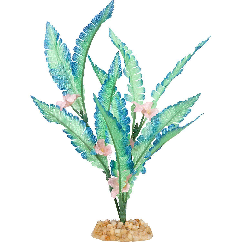 Imagitarium Aqua Bloom Silk Aquarium Plant Petco Silk Aquarium