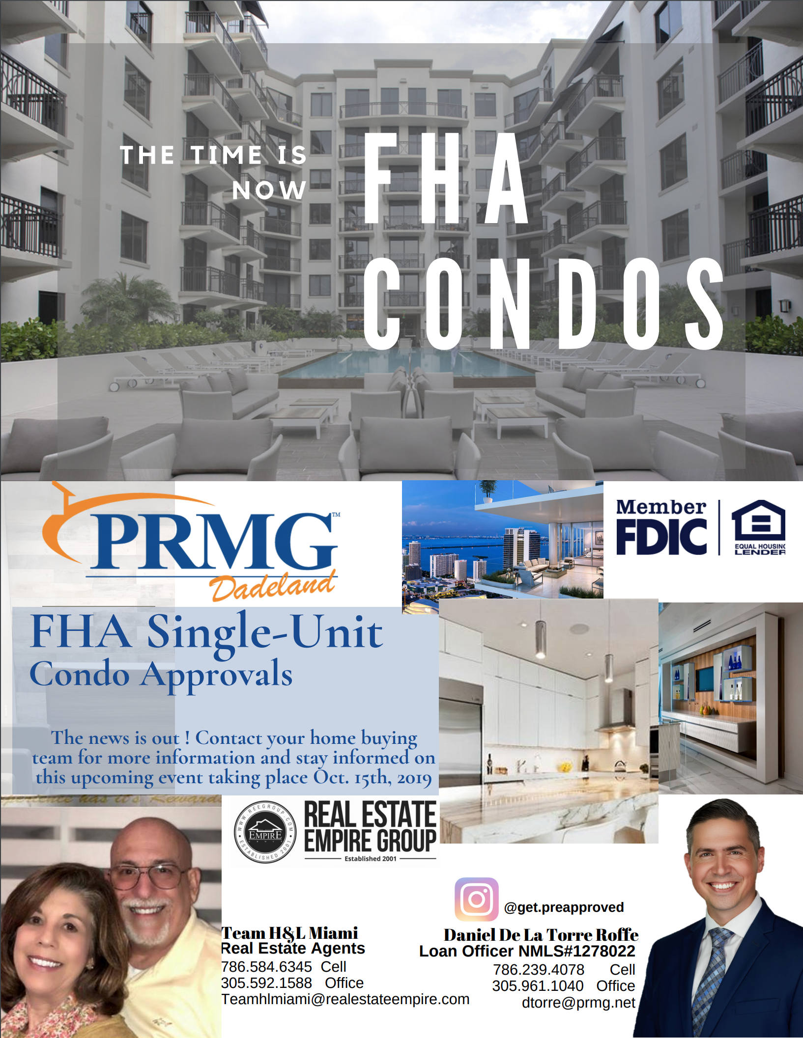 Looking To Purchase This Unit: Looking To Buy A Condo? Take Advantage At The New FHA