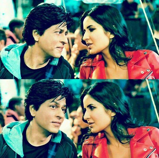 Katrina Kaif Shahrukh Khan In Jab Tak Hai Jaan Katrina Kaif Shahrukh Khan Bollywood Actress