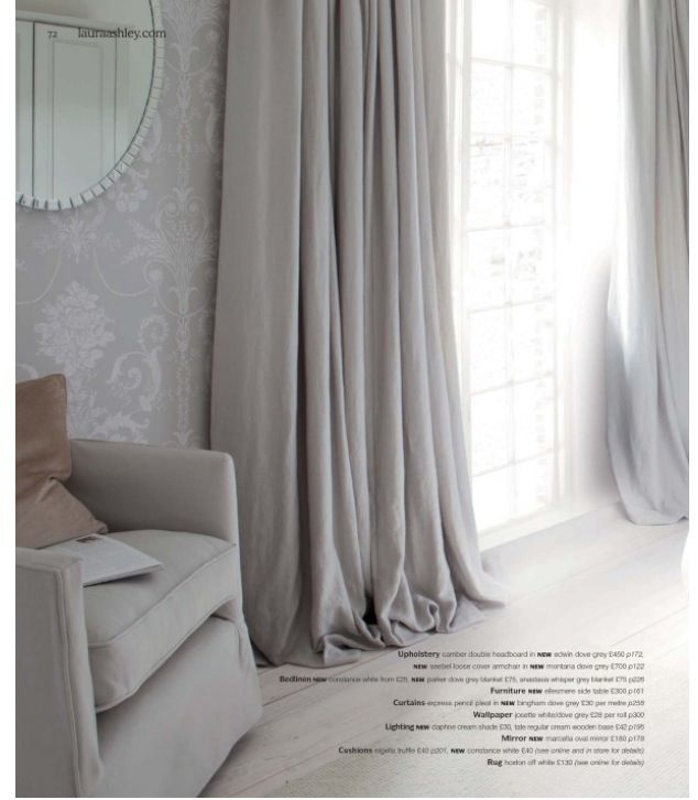 Curtains - length