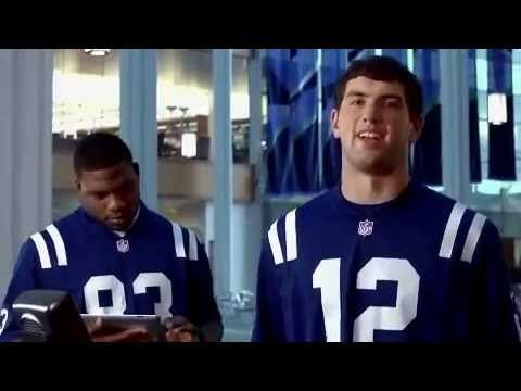 "COLTSTRONG LIBRARYSTRONG Campaign Commercial ""Score with"