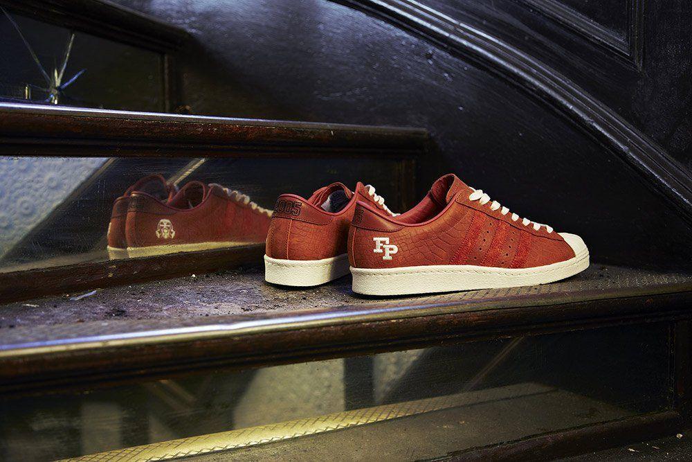 Footpatrol X Adidas Consorzio Superstar (Decimo Anniversario